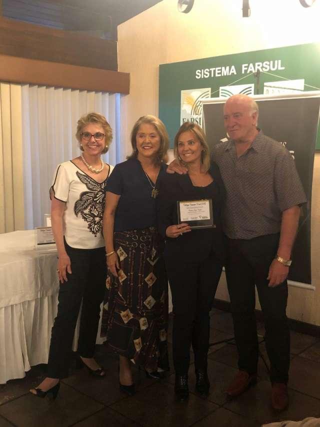 Troféu Destaque Feminino Rural 2018